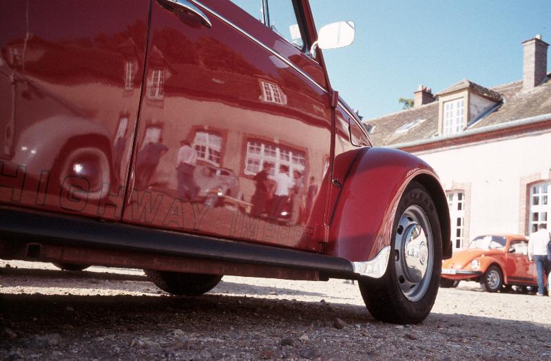 1er Vintage VW Classique
